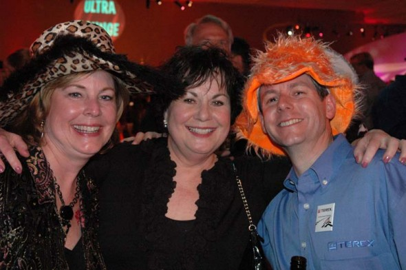 @ Customer Party: (L to R) Debbie, Marianne and Kevin