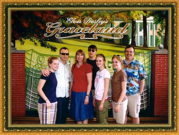 (L to R) Sophie, Gary, Barb, Mike, Carmen, Genevieve, Phil