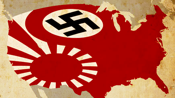 What if Japan and Germany won WWII?