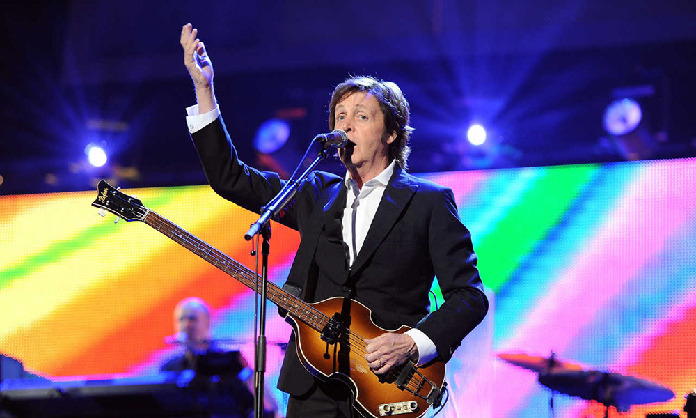 Live Nation, 10th February 2012 (2012 MusiCares Person of The Year Gala Honoring Paul McCartney)